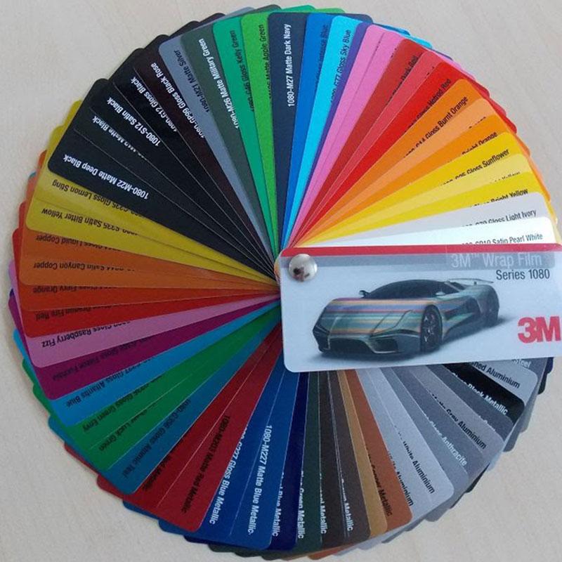 3m Swatch Atlanta Vinyl Wrap Color Change Car Wrapping Atlanta