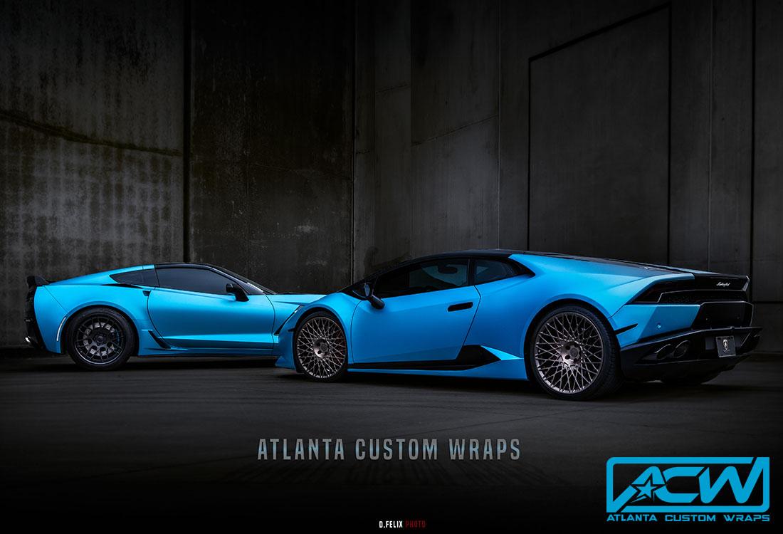 Atlanta Custom Wraps 1 Solid Wrap Vinyl Specialists