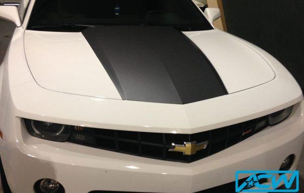 2012 Camaro Hood Accent