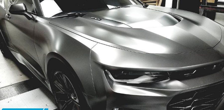 2017 camaro zl1 full wrap