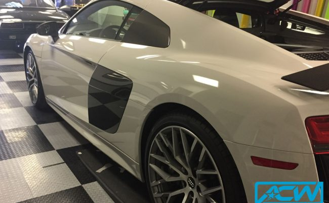 Custom-Vinyl-Wrap-audi-gloss-grey