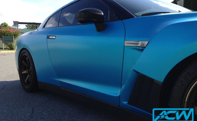 GTR-side-view-Custom-Vinyl-Wrap