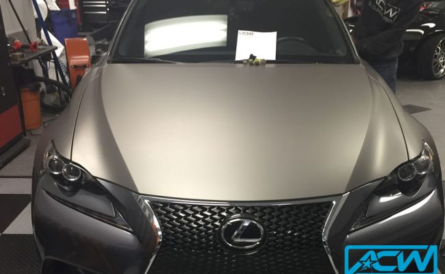 Custom-Vinyl-Wrap-Lexus-During