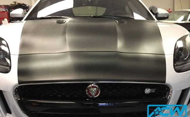 Jaguar-F-Typ-Custom-Vinyl-Wrap