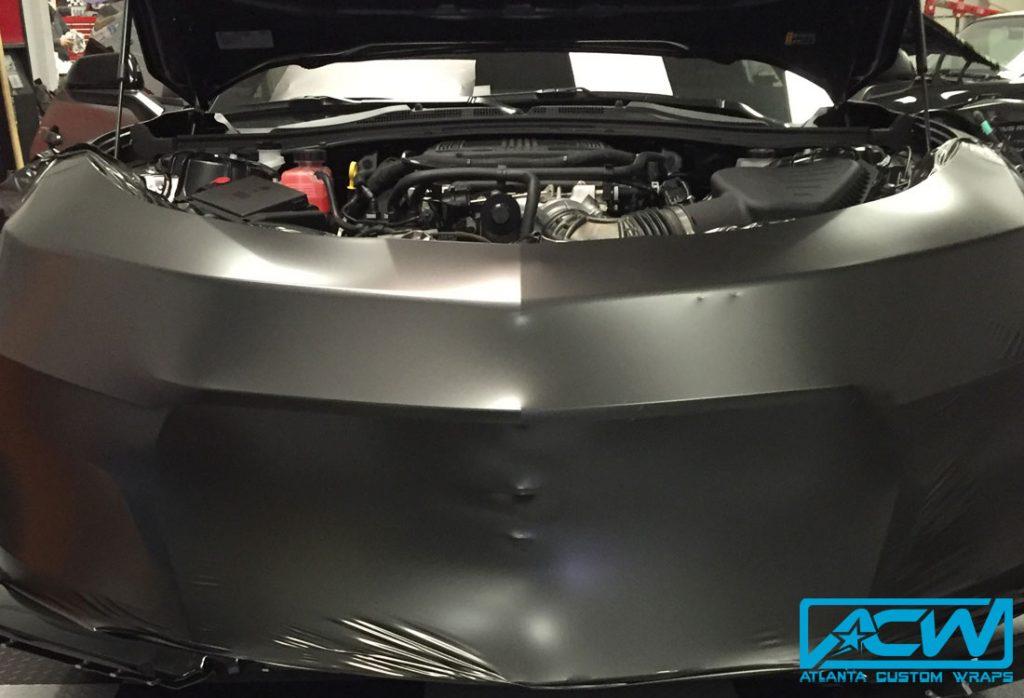Range Rover Atlanta >> 2017 Camaro ZL1 Full Wrap - Atlanta Custom Wraps