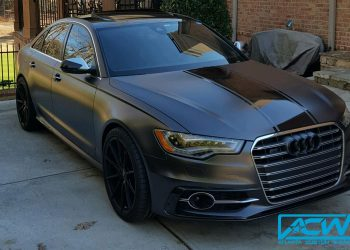 2015 Audi S6 Full Color Change