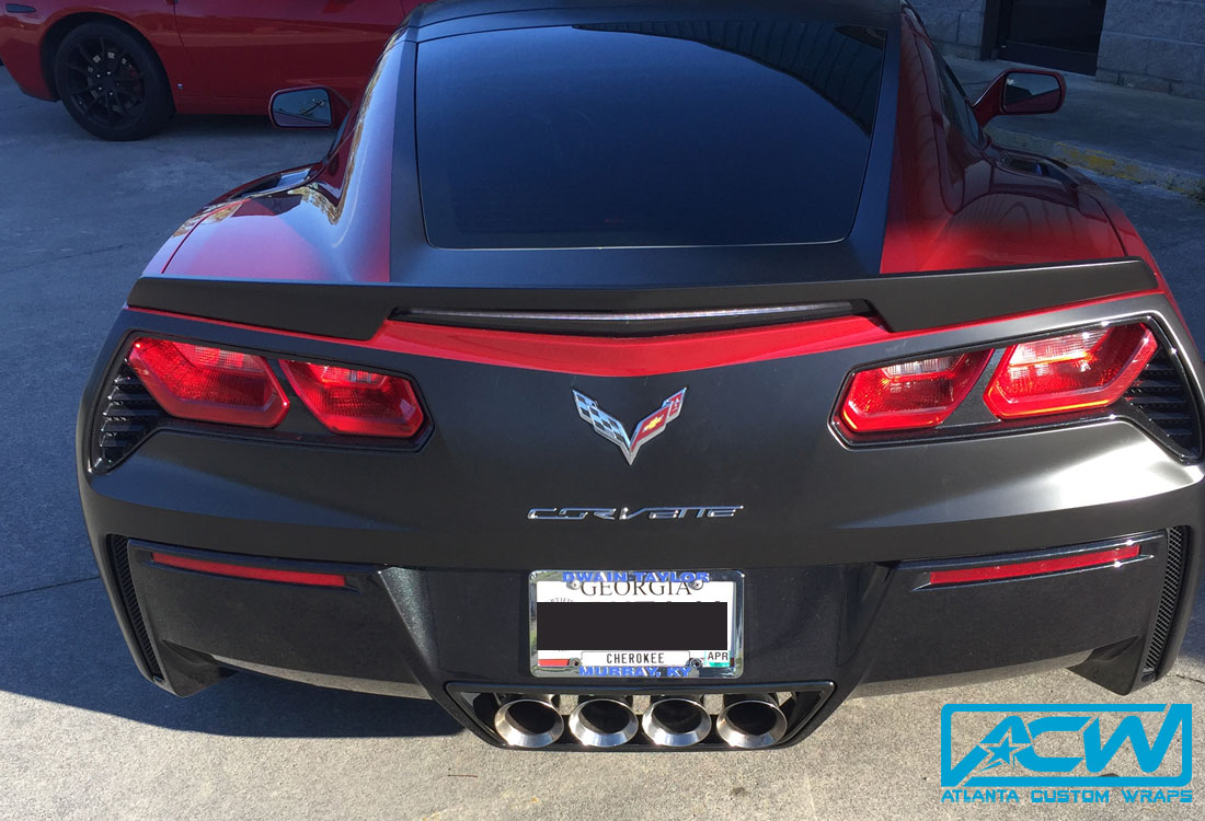 2015 Corvette Stingray Atlanta Custom Wraps