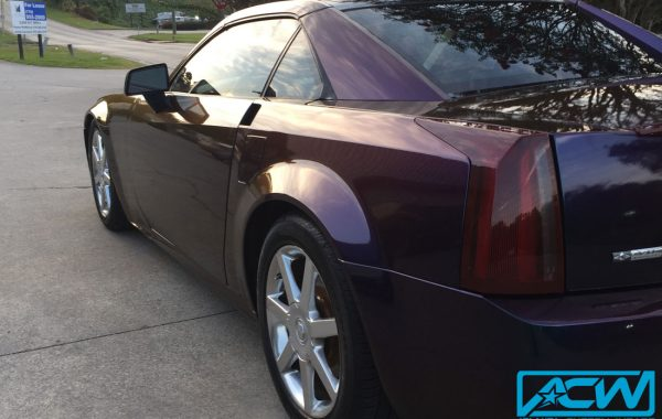 2005 Cadillac XLR 3M Gloss Deep Space