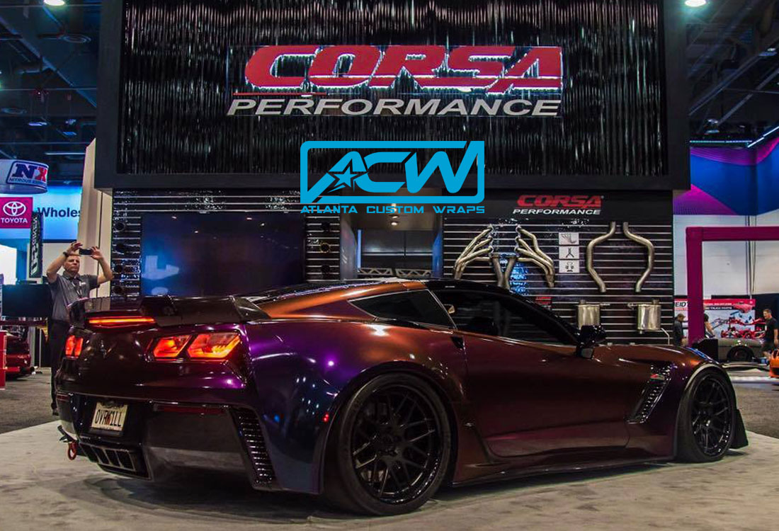 Custom Car Care >> Atlanta Custom Wraps | #1 Solid Wrap Vinyl Specialists