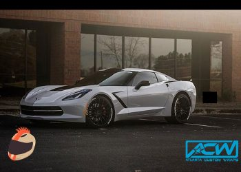 2016 Corvette Stingray – DIWD