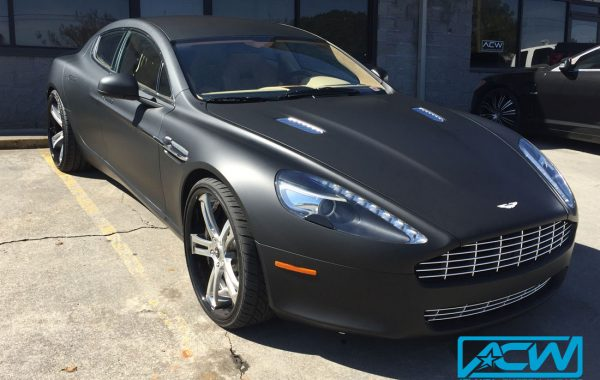 2010 Aston Martin Rapide Full Wrap