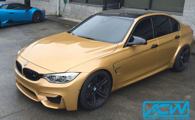 Custom-Vinyl-Wrap-BMW-M-series