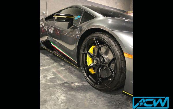 2019 Lamborghini Perfromante