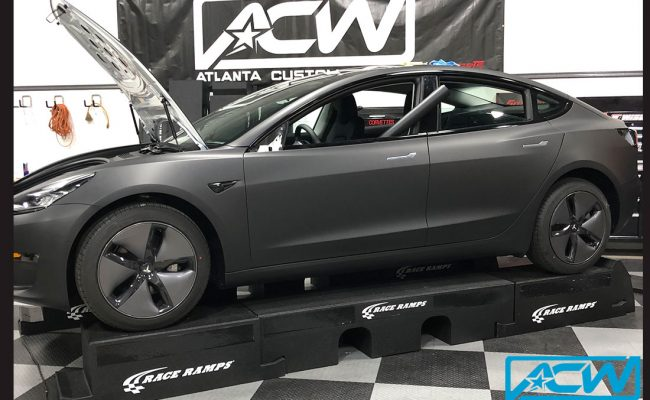 custom-vinyl-wrap-acw-matte-wrapped-tesla-black