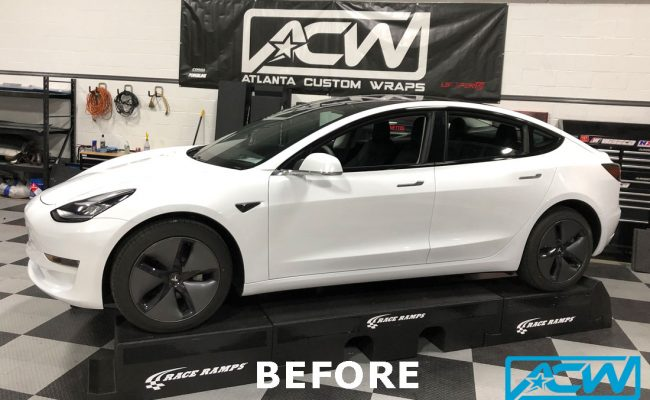 custom-vinyl-wrap-acw-tesla-wrap-3m-my-black