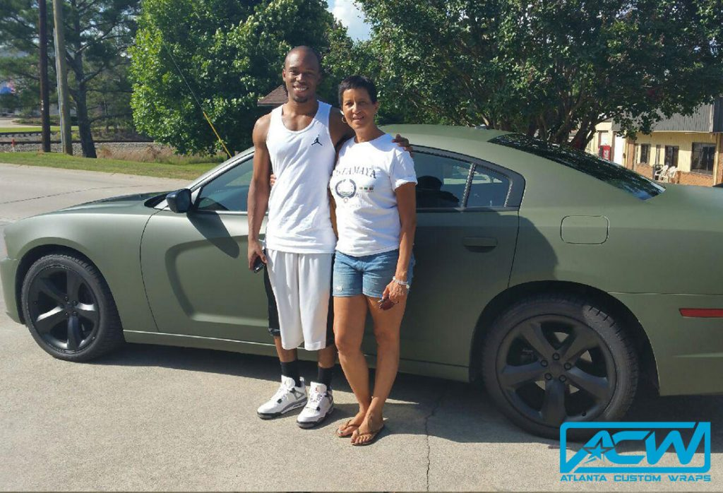 2018 Dodge Charger >> 2014 Dodge Charger RT in Matte Military Green - Atlanta ...
