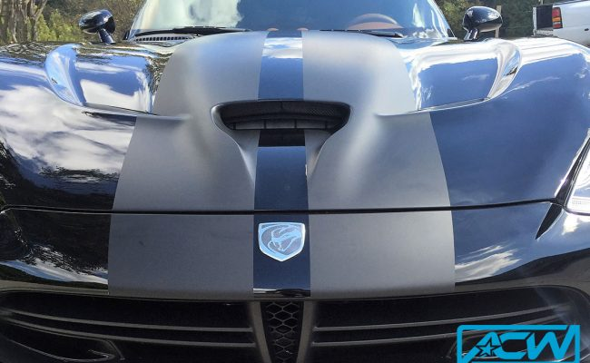 custom-vinyl-wrap-dodge-viper-gloss-black-matte-black-3
