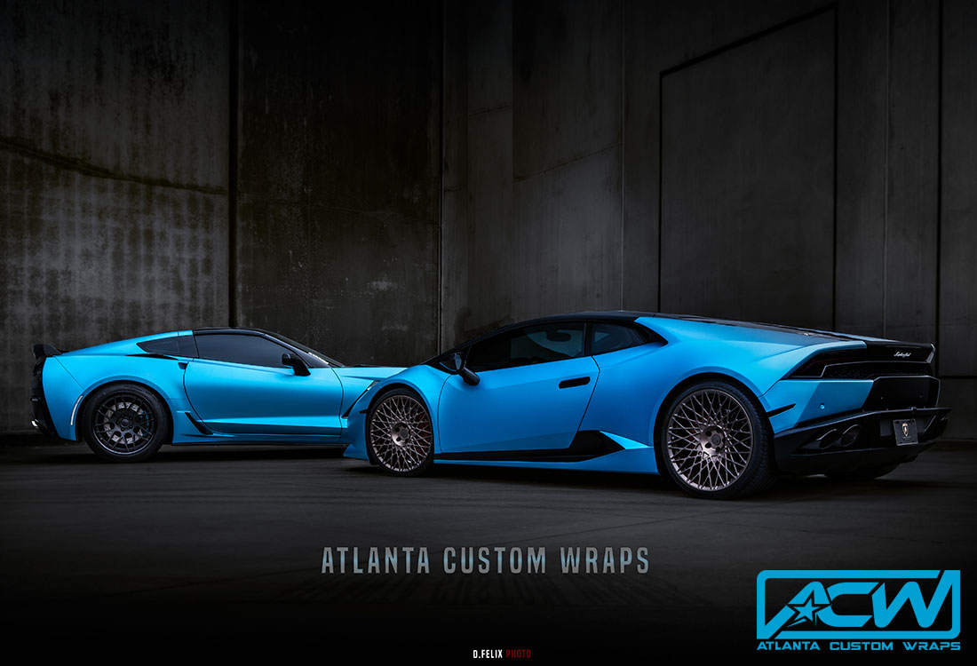 Atlanta Custom Wraps 1 Solid Wrap Vinyl Specialists