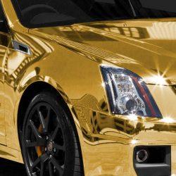 Avery Gold Chrome