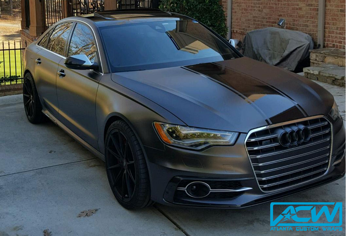 Custom G Wagon >> 2015 Audi S6 Full Color Change - Atlanta Custom Wraps