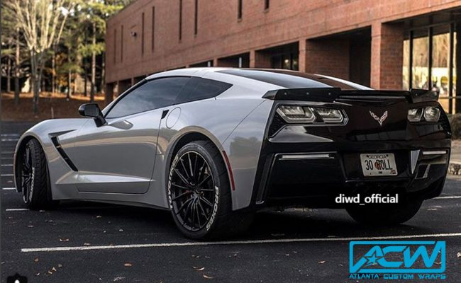 Custom-Vinyl-Wrap-corvette-diwd-3M-wrapped