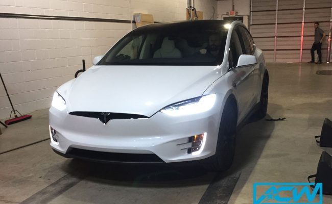 Custom-Vinyl-Wrap-model-x-tesla-chrome-delete