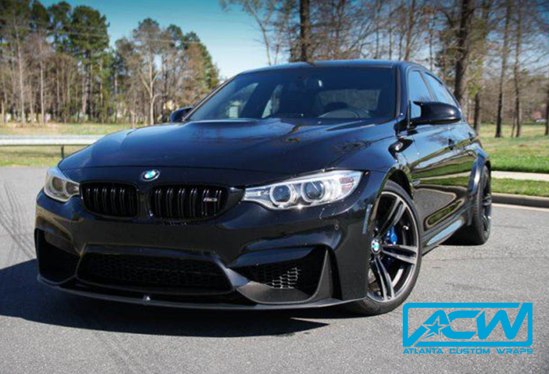 2016 Bmw M3 Atlanta Custom Wraps