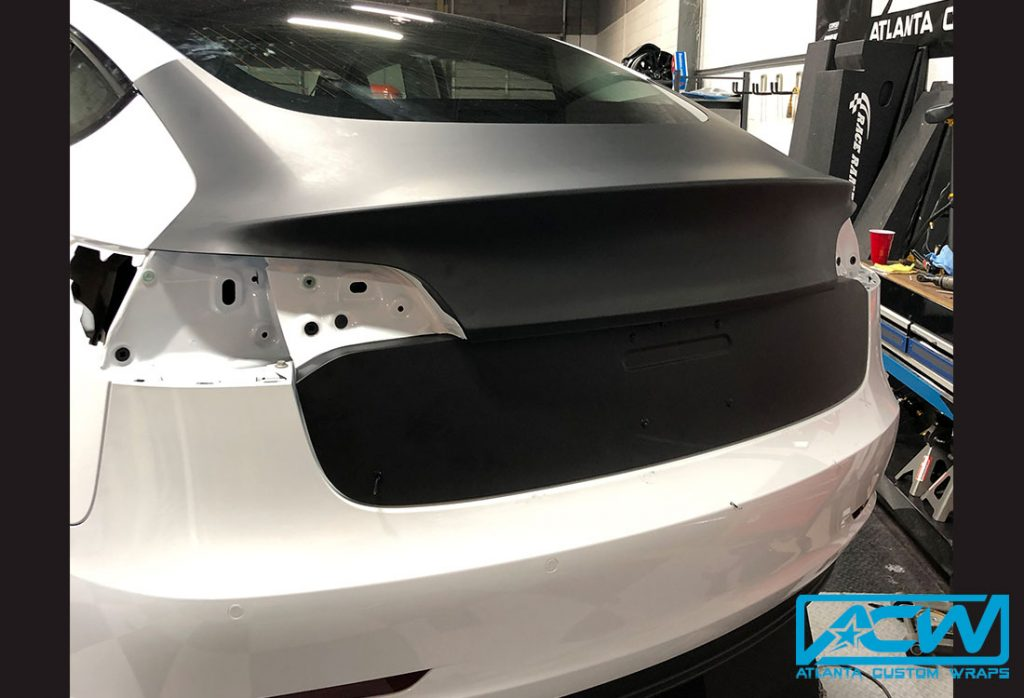 Tesla Model S Custom >> 2018 Tesla Model 3 - Atlanta Custom Wraps